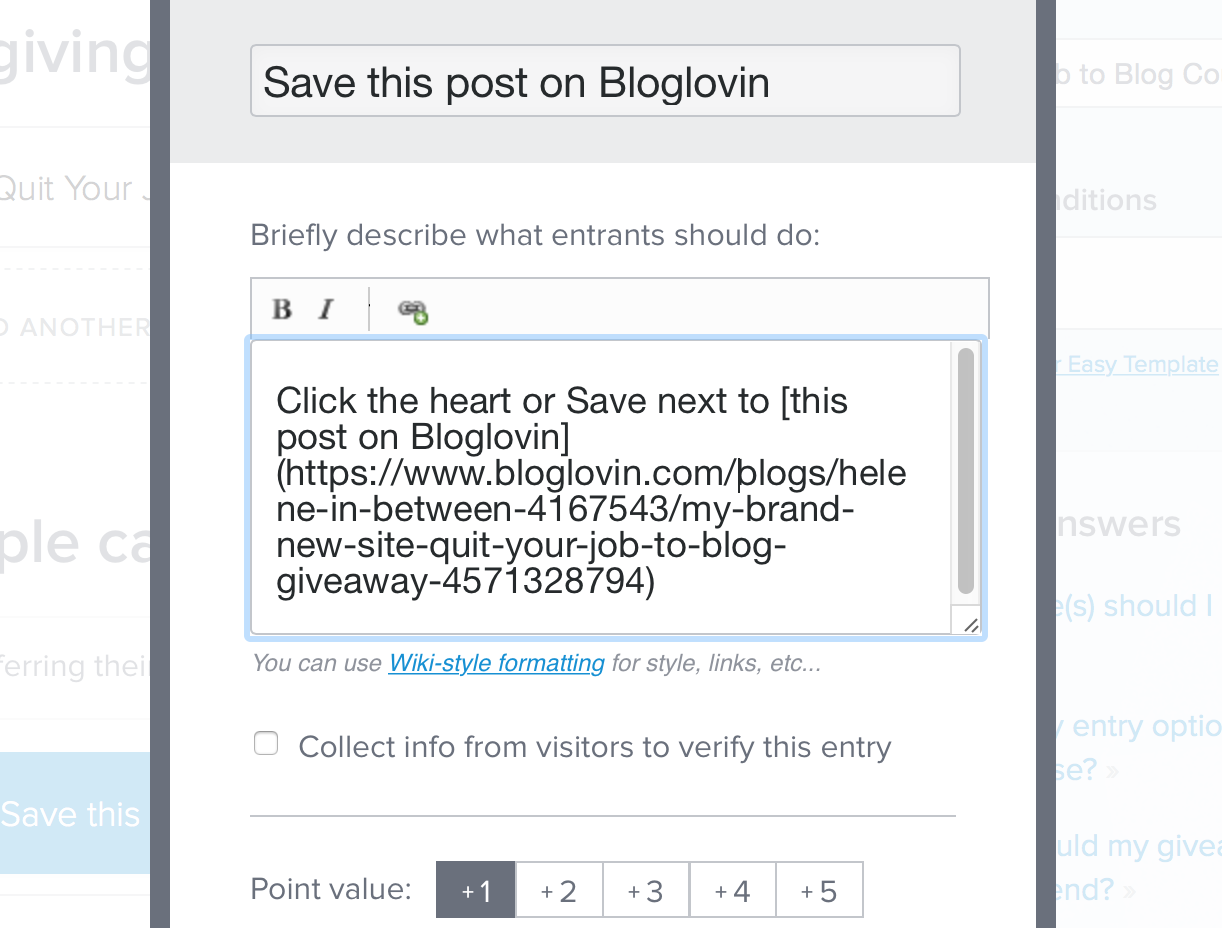 How to host a viral giveaway with rafflecopter