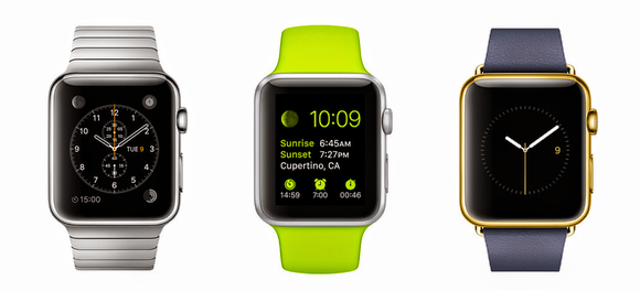 Each variety of Apple Watch is likely to attract its adherents.