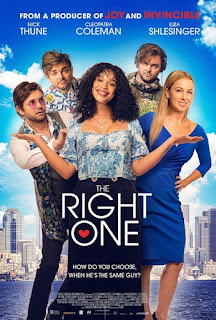 The Right One [2021] [NTSC/DVDR] Ingles, Español Latino