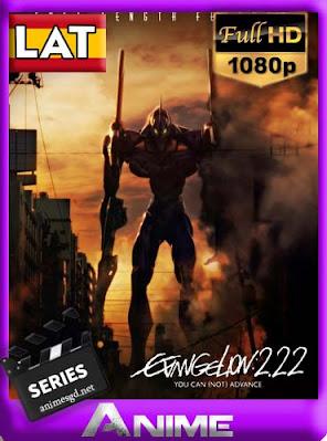 Evangelion 2.22: You Can (Not) Advance [2009] latino HD [1080P] [GoogleDrive] RijoHD