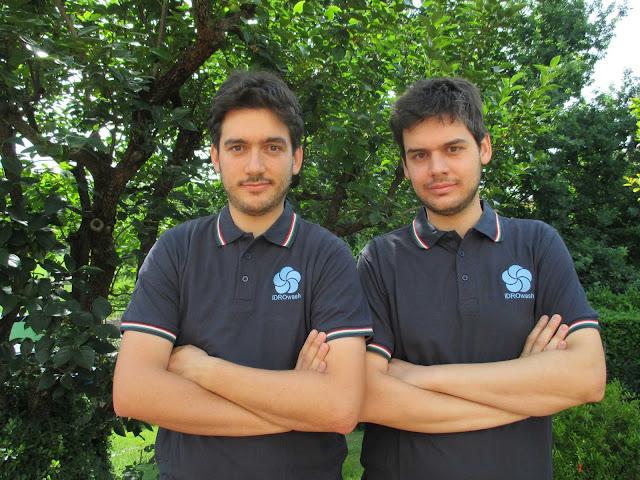 Startup-idrowash-risparmiare