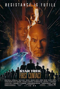 Star Trek: First Contact Poster