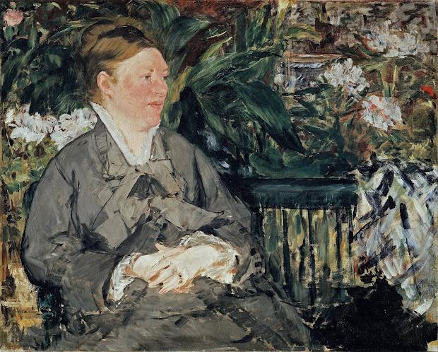 Style Examiner Manet Portraying Life Royal