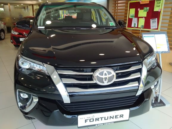 Toyota Fortuner 2020: Rugged and fun SUV!!