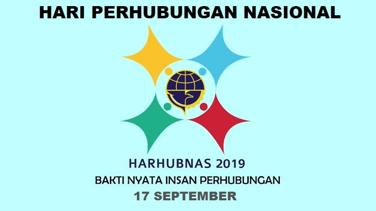 HARI PERHUBUNGAN NASIONAL 2019