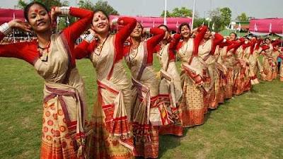 Assam Festival Rongali Bihu Started