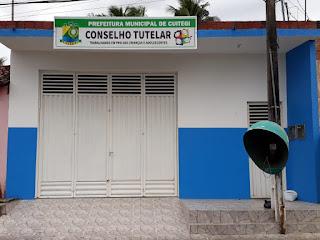 Conselho Tutelar de Cuitegi de sede nova.