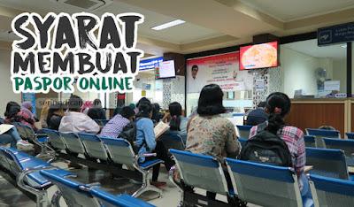 Syarat mudah membuat paspor online di kantor imigrasi Malang