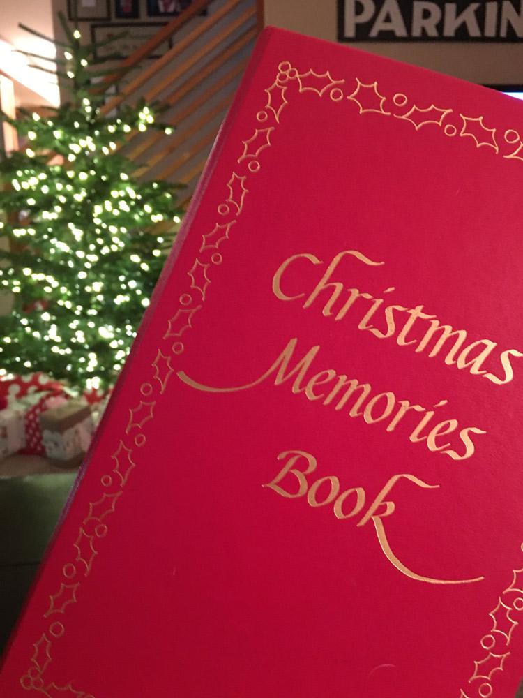 deep thoughts christmas memories book - Christmas Memories Book