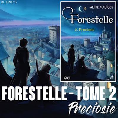 Blog PurpleRain - Forestelle Préciosie - Aline Maurice