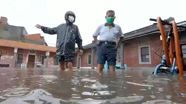 逢雨必淹田中里民苦不堪言 溪湖鎮長曝這原因