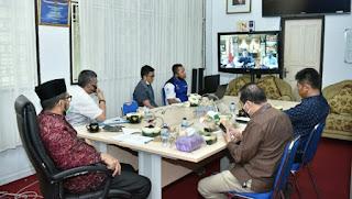 Pj Sekda Provinsi Jambi Pimpin Rapat Untuk Pilkada Serentak