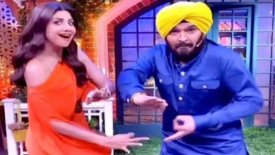 Kapil Sharma and Shilpa Shetty video goes viral