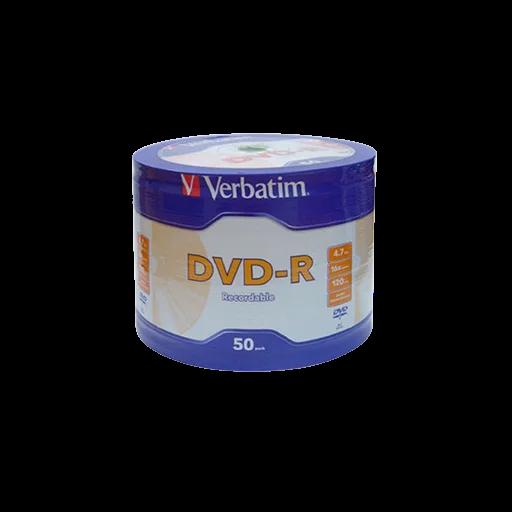 Đĩa DVD Disk Verbatim 64046 Lốc 50 đĩa