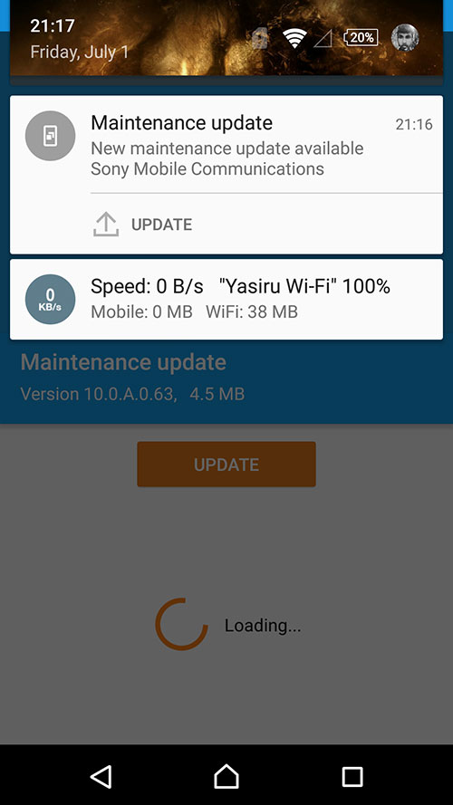 Xperia Home 10.0.A.0.63beta