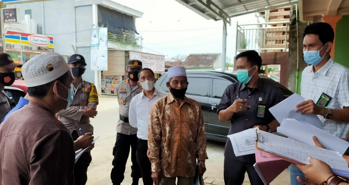 Oknum BRI Kobum Dilaporkan ke PN Waykanan, Lelang Rumah Jaminan Tanpa Pemberitahuan