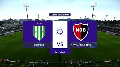 PES 2020 Scoreboard Superliga Argentina by Lucasvillakapo