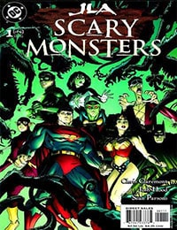JLA: Scary Monsters