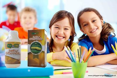 Aturan Minum QnC Jelly Gamat Untuk Anak