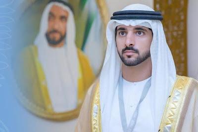 Pangeran Fazza, Dubai