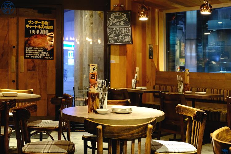Le Chameau Bleu - Blog Voyage Japon Steak house de Morioka - Iwate- Voyage au Tohoku - Japon