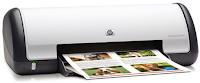 HP Deskjet D1460 Treiber-Drucker