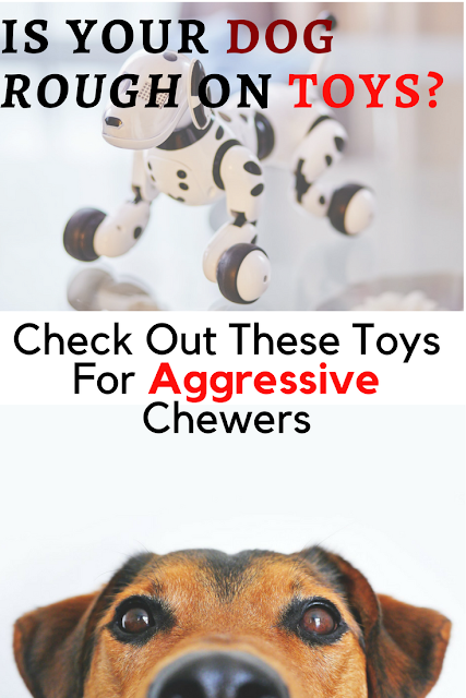Pet and Dog Toys for Aggressive chewers pet toys
