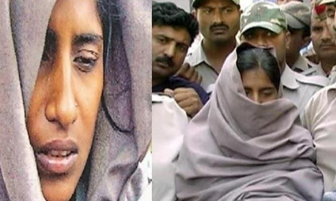 शबनम होगी देश की पहली महिला जिसे दी जाएगी फांसी, 13 साल पहले की थी परिवार के 7 लोगों की हत्या