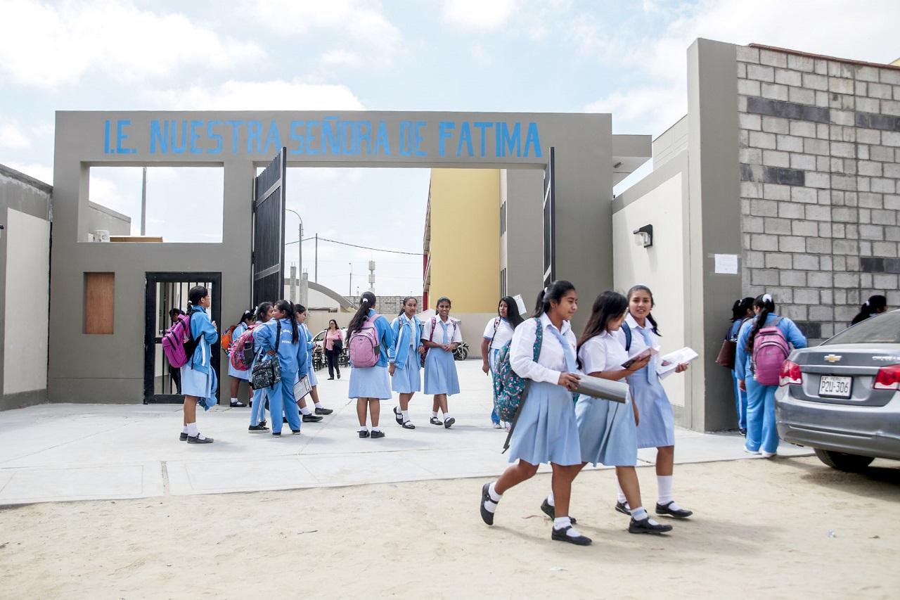 Colegio NUESTRA SEÑORA DE FATIMA - Piura