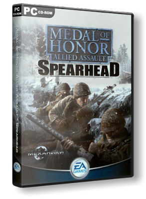 How to download [ Medal of Honor: Allied Assault Spearhead ] PC Game