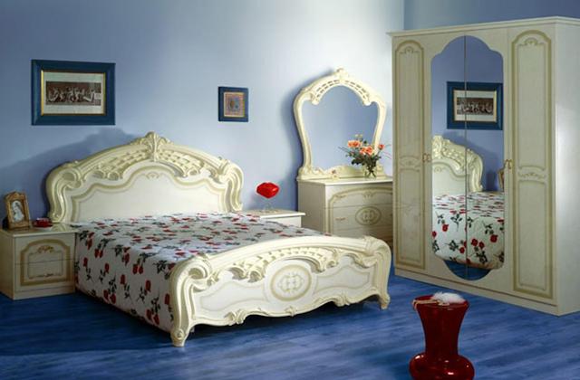 Nội thất phòng ngủ đẹp - mẫu số 1