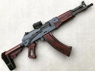Elevenmile-AK-105-Pistol