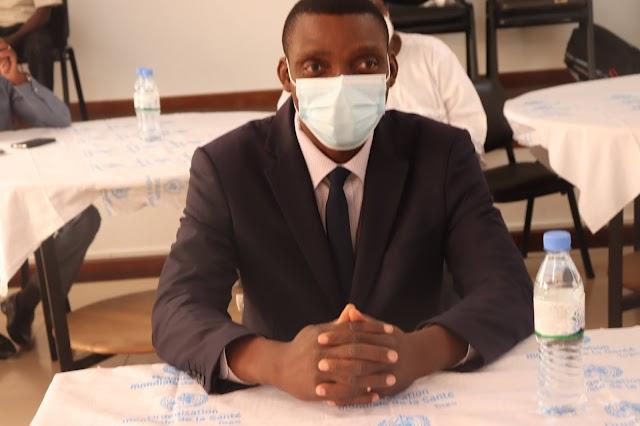 Lutte contre le tabac : le professeur Vinyo KUMAKO primé par l'OMS