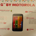 Confirm the price and specifications of the phone Moto G