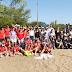 Jornada de concientización del cuidado del medio ambiente en playa El Sauzal