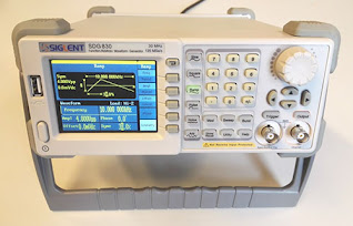 Darmatek Jual Siglent SDG-830 Arbitrary Function Generator (30MHz, 125MSa/A, 16Kpts)