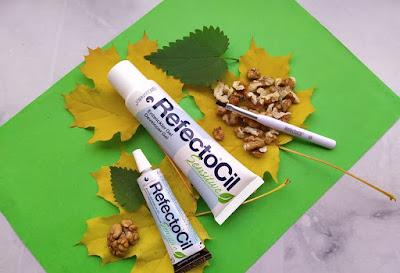 RefectoCil Sensitive pre farbenie obočia (odolné vode i času)