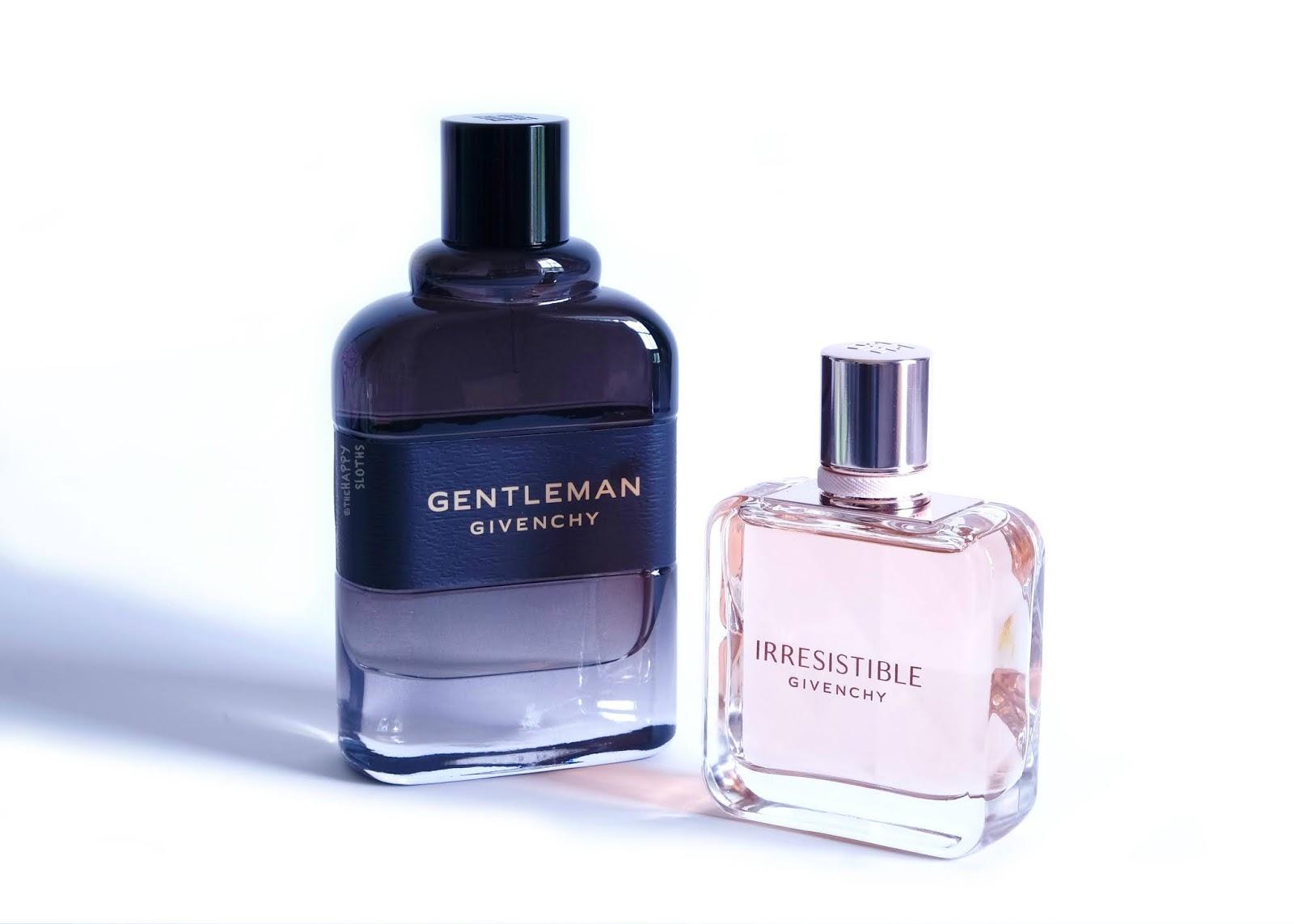 Givenchy | Irrésistible Eau de Parfum & Gentleman Boisée Eau de Parfum: Review