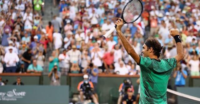 Dış Köşe   Simurg'un kortlarda hayat bulmuş hali: Roger Federer..