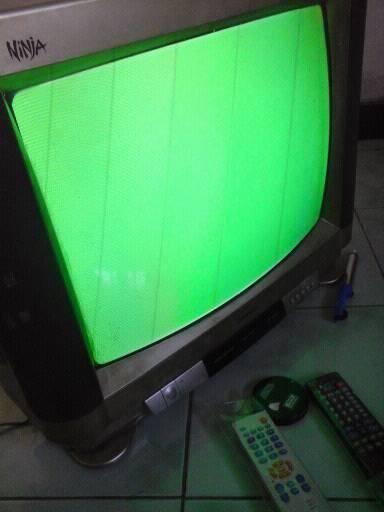 Penyebab Warna tv dominan Hijau Dan Cara Ampuh Dalam Memperbaikinya