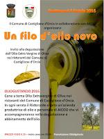 Castiglione d'Orcia | Un filo d'olio novo