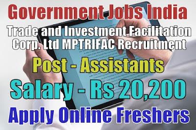 MPTRIFAC Recruitment 2018