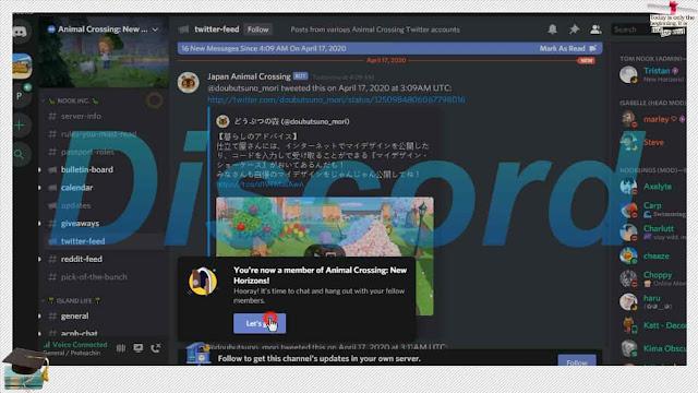 شرح برنامج Discord عربي برنامج الدردشة ومشاركة شاشة الكمبيوتر وعمل شروحات تعليمية تطبيق ديسكورد