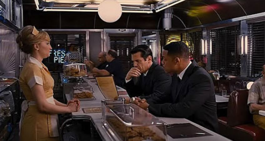 men in black empire diner