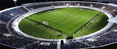 PES 2021 Stadium Arena Batistão