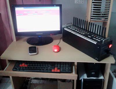 Komputer Untuk Server Pulsa