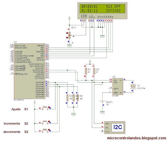 Projeto 15: Relógio e Calendário Digital com RTC DS1307