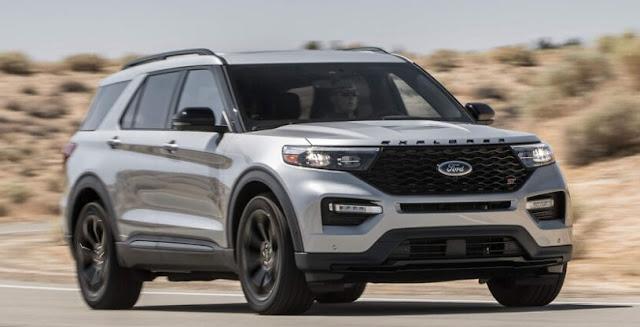 Форд признает, что готовится к запуску «Исследователя 2020 года»
