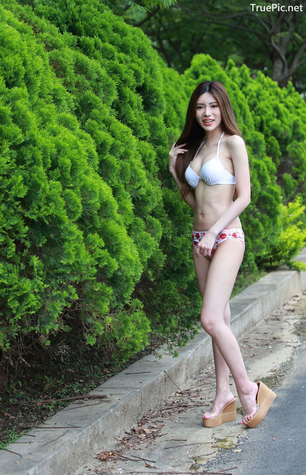 Image-Taiwanese-Model-承容-Lovely-And-Beautiful-Bikini-Baby-TruePic.net- Picture-4