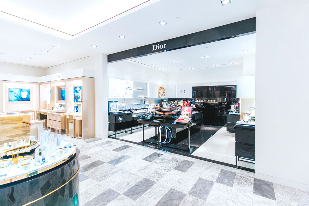 Holt Renfrew Vancouver | The New Beauty Hall | Dior